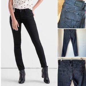 Lucky Brand Lolita Black Skinny Jeans